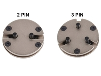 2 & 3 PIN BRAKE REWIND FIT REGULAR ADAPTOR