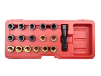 SPARK PLUG THREAD REPAIR TOOL SET(SLEEVE TYPE)