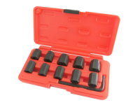 11PCS STUD REMOVER AND INSTALLER SET (SAE)