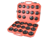 30 PCS CUP TYPE OIL FILTER WRENCH SET