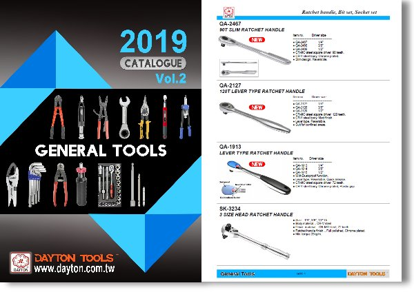 General Tools catalogue