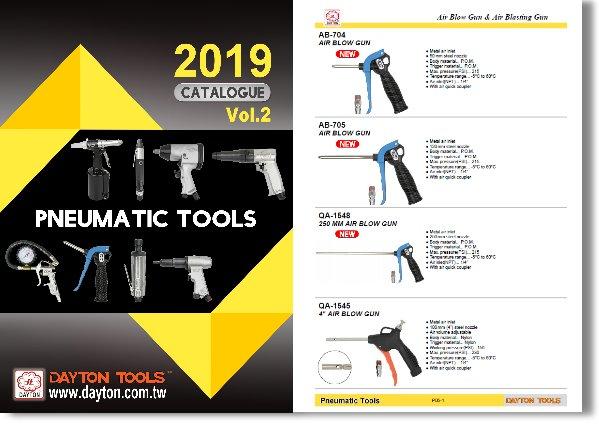 Pneumatic tools Catalogue