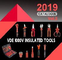 VDE 1000V Insulated tools Catalogue
