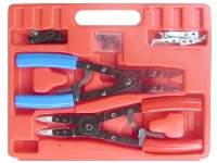 "10-1/2"" HEAVY-DUTY REPLACEABLE TIP CIRCLIP PLIERS SET"