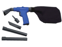 AIR VACUUM AND BLOWER GUN KIT