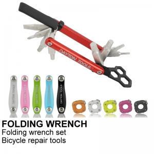 FOLDING WRENCHES
