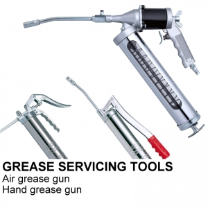 GREASE SERVICING TOOLS