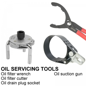 OIL SERVICING TOOLS