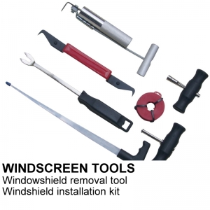 WINDSCREEN TOOLS