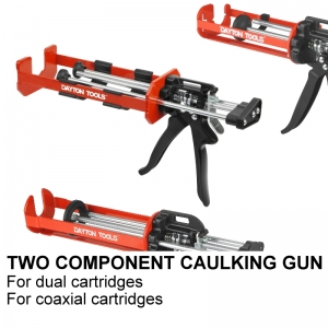 TWO COMPONENT CAULKING GUN