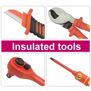 VDE 1000V INSULATED TOOLS